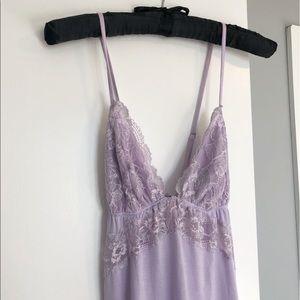 Victoria's Secret Lilac Slip